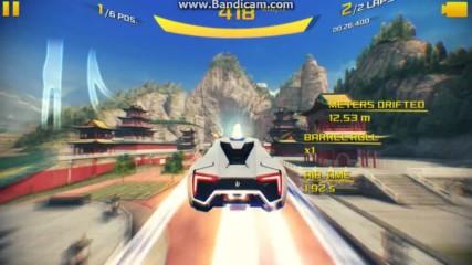 Lp Asphalt 8: Airborne - Season 8 - W Motors Lykan Hypersport (the Great Wall)