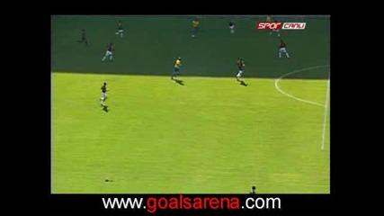 13.10 Венецуела - Бразилия 0:4 Робиньо гол