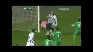 21.10.2009 Ювентус - Макаби Хайфа 1 - 0 Шл групи