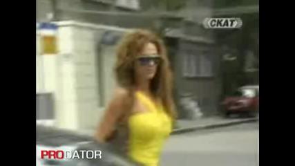 Глория - В сигнално жълто