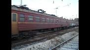 Пв 30117 заминава от гара София с поздрав