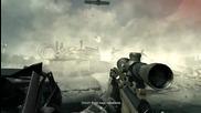 Call Of Duty: Modern Warfare 3 / Падането на Айфеловата Кула
