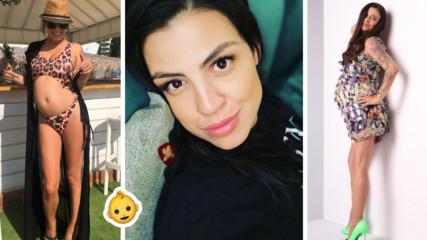 Деси Цонева стана майка на момиченце! Избраха ѝ нетрадиционно име
