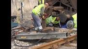 Възстановено е движението на влакове между Пловдив и Стамболийски