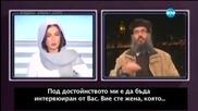 Контратемата на Даниел Петканов - Часът на Милен Цветков (10.03.2015)