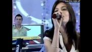 Osman Hadzic feat. Sabrina - Poljubi me Tv Prevod