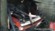 малък инцидент с Ferrari 458
