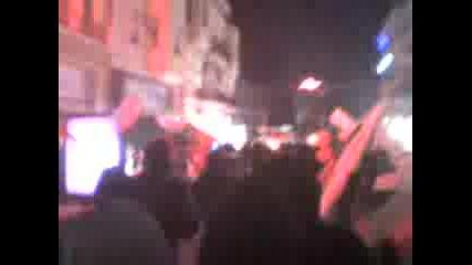 ШЕСТВИЕ НА БНС В ПЛОВДИВ 2008