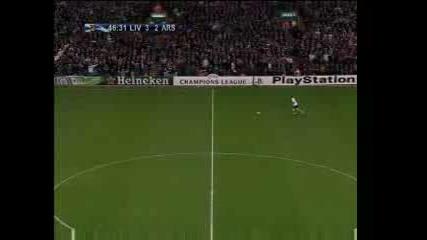 Liverpool Vs Arsenal 4 - 2