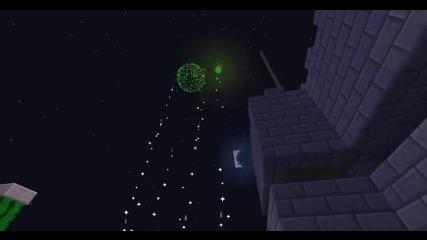Minecraft:mega Firework Star with Jake