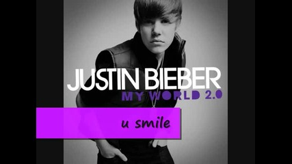 Justin Bieber My World 2.0 all songs