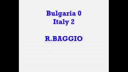 Bulgaria - Italy 1994