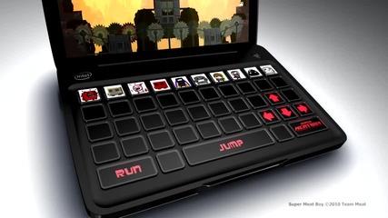 Razer Switchblade™ - A Revolution in Pc Gaming
