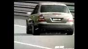 Mercedes E 55 Amg Crazy Driver