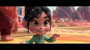 [2/2] Разбивачът Ралф - Бг Аудио - анимация / приключенски / комедия (2012) Wreck-it Ralph : 720p hd
