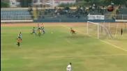 Спартак Варна 1 - 7 Левски ( 23.09.2014 )