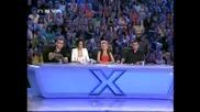 X - Factor Десислава Божкова - извика всички вълци