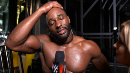 Cedric Alexander disappointed in missed U.S. Title opportunity: WWE.com Exclusive, Sept. 15, 2019