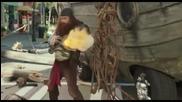 Спондж Боб - Гъба на сухо