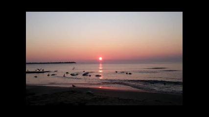Изгрев над Черно море!