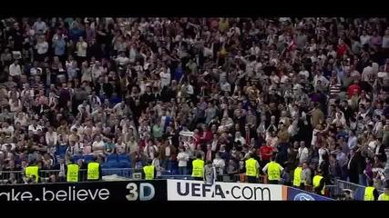Cristiano Ronaldo vs Tottenham Home