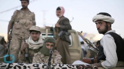 Houthis Claim Air Strike Raids Killed 43 Civilians