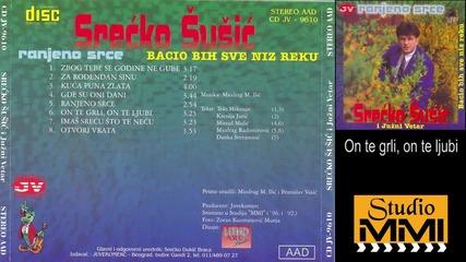 Srecko Susic i Juzni Vetar - On te grli, on te ljubi (Audio 1996)