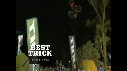 Cam White s Hillside Dirtjam Bmx