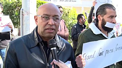Libya: Tripoli and Benghazi journalists condemn Mohamed Ben Khalifa's killing
