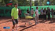 Григор Димитров: Изцяло съм се отдал на тениса