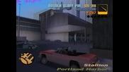 Grand Theft Auto Iii - Крадене на кола и бой