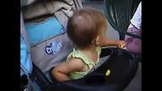 Бебе - Първа Схватка С Муха