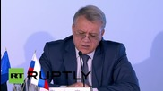 Russia: Ukraine possesses BUK that may have downed MH17 - Almaz-Antey director