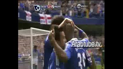 Chelsea Vs Portsmouth - Anelka