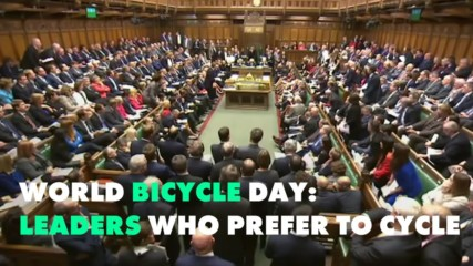 4 Politicians who are humble enough to cycle