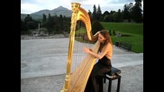Irish Harpist Claire Odonnell Weddings and events entertainment
