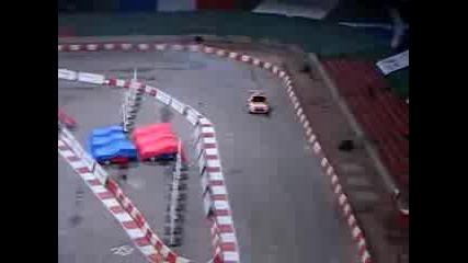 Peugeot 307 Wrc Дрифтира На Стадион