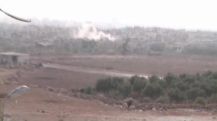 Syria: Heavy gunfire rips through W. Aleppo as battle for Minian continues
