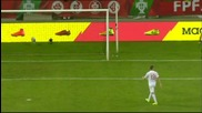 Разширен видео репортаж от Португалия - Албания 0:1