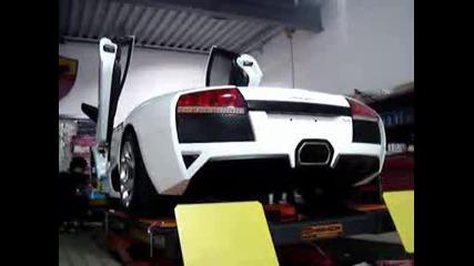 Lamborghini Murcielago Lp640 Tubi Style Exhaust System