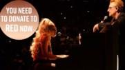 Gaga & Bono could write a song about you