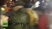 Извадиха тела от срутена нелегална златна мина в Колумбия