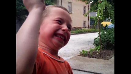 Най - силното 4 годишно софиянче (виктор Лашков)