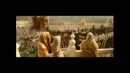 Принцът на Персия - зад кадър - Как се създава зрелищен филм?