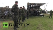 Romania: 'SARMIS-15' joint military drills continue with live fire exercises