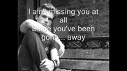 Превод+текст - Tyler Hilton - Missing You