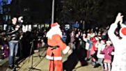 Дядо Коледа в Айтос