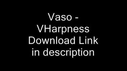 Vaso - Vharpness