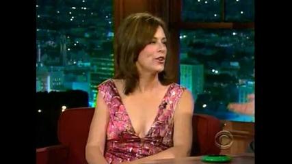 The Late Late Show - Jane Kaczmarek , 6.04 (2008)
