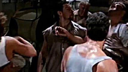 Трейлър на грандиозната филмова класика с К. Ръсел и С. Сталоун - Танго и Кеш (1989)